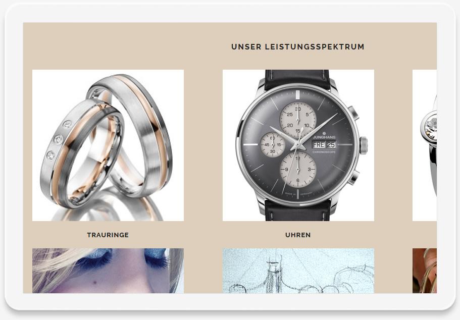 Referenz Juwelier Hunke 44media