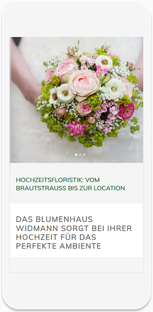 Referenz Website - Widmann 2
