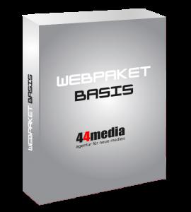 Webpaket Basis