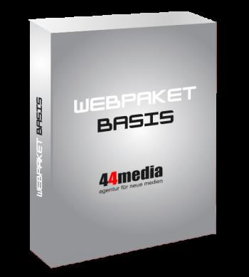 Webpaket Basis 4