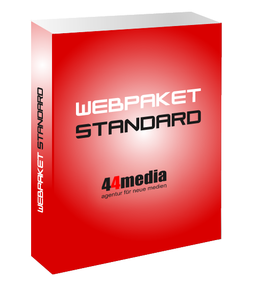 Webpaket Standard